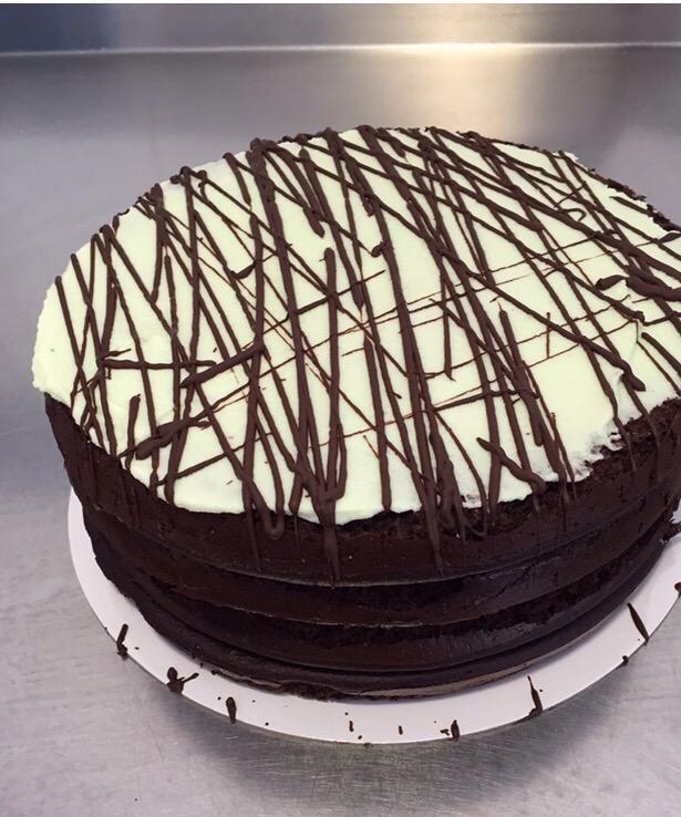 The strangest cake I'vemade